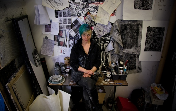 Visual Artist Ella Cassisi